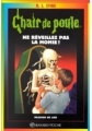 Couverture Ne réveillez-pas la momie ! Editions Bayard (Poche - Passion de lire) 2000