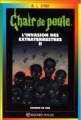 Couverture L'invasion des extraterrestres II Editions Bayard (Poche - Passion de lire) 1999