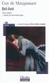 Couverture Bel-Ami Editions Folio  (Plus classiques) 2011