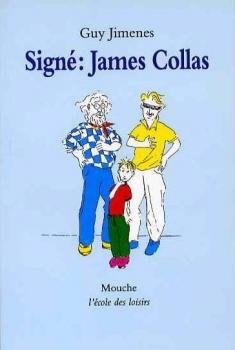 Couverture Signé : James Collas
