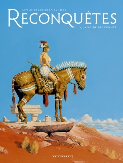 Couverture Reconquêtes, tome 1 : La horde des vivants