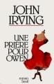 Couverture Une prière pour Owen Editions Seuil 1989