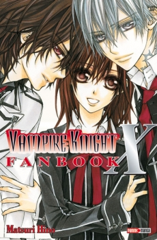 Couverture Vampire Knight - Fanbook X