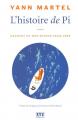 Couverture L'histoire de Pi Editions XYZ 2010