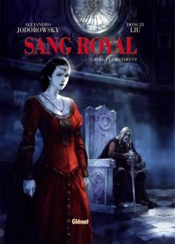Couverture Sang royal, tome 2 : Crime et châtiment