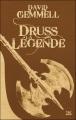 Couverture Druss la légende Editions Bragelonne (10e anniversaire) 2011
