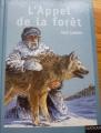 Couverture L'Appel de la forêt / L'Appel sauvage Editions Nathan (Bibliothèque des grands classiques) 2000