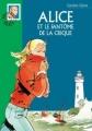 Couverture Alice et le fantôme de la crique Editions Hachette (Bibliothèque verte) 2004