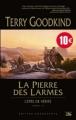 Couverture L'Épée de vérité, tome 02 : La pierre des larmes Editions  2011