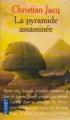 Couverture Le Juge d'Egypte, tome 1 : La Pyramide assassinée Editions Pocket 1994