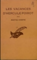 Couverture Les vacances d'Hercule Poirot Editions Librairie des  Champs-Elysées  (Le masque) 1948