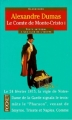 Couverture Le comte de Monte-Cristo (2 tomes), tome 1 Editions Pocket (Classiques) 2004