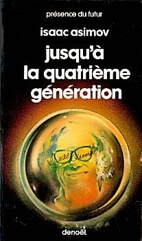 Couverture Jusqu'à la quatrième génération