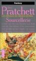 Couverture Les Annales du Disque-Monde, tome 05 : Sourcellerie Editions Pocket (Fantasy) 1999
