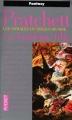Couverture Les Annales du Disque-Monde, tome 03 : La Huitième Fille Editions Pocket (Fantasy) 1998