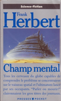 Couverture Champ mental