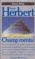 Couverture Champ mental Editions Presses pocket (Science-fiction) 1990