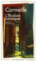 Couverture L'illusion comique Editions Flammarion (GF) 1997