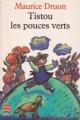 Couverture Tistou Les Pouces Verts Editions Le Livre de Poche (Jeunesse) 1993