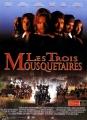 Couverture Les Trois Mousquetaires Editions Le Livre de Poche 1994