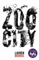 Couverture Zoo city Editions Eclipse 2011