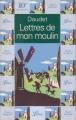 Couverture Lettres de mon moulin Editions Librio 1994