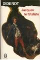 Couverture Jacques le fataliste / Jacques le fataliste et son maître Editions Le Livre de Poche (Classique) 1975