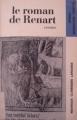 Couverture Le roman de Renart / Roman de Renart Editions Larousse (Nouveaux classiques) 1972