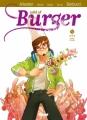 Couverture Lord of Burger, tome 2 : Etoiles filantes Editions Glénat 2011