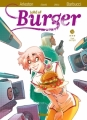 Couverture Lord of Burger, tome 3 : Cook and fight Editions Glénat 2011