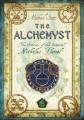 Couverture Les secrets de l'immortel Nicolas Flamel, tome 1 : L'alchimiste Editions Doubleday 2007
