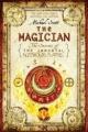 Couverture Les secrets de l'immortel Nicolas Flamel, tome 2 : Le magicien Editions Doubleday 2008