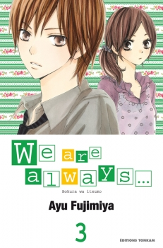 Couverture We are always..., tome 03