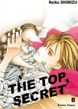 Couverture The Top Secret, tome 08
