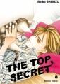 Couverture The Top Secret, tome 08 Editions Tonkam (Shôjo) 2011