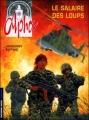 Couverture Alpha, tome 03 : Le salaire des loups Editions Le Lombard (Troisième vague) 1998