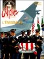 Couverture Alpha, tome 06 : L'émissaire Editions Le Lombard (Troisième vague) 2002