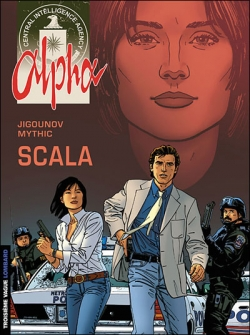 Couverture Alpha, tome 09 : Scala