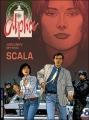Couverture Alpha, tome 09 : Scala Editions Le Lombard (Troisième vague) 2006