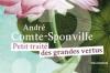 Couverture Petit traité des grandes vertus Editions Point2 (Philosophie) 2011