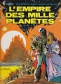 Couverture Valérian, Agent Spatio-temporel, tome 02 : L'Empire des mille planètes Editions Dargaud 1971