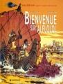 Couverture Valérian, Agent Spatio-temporel, tome 04 : Bienvenue sur Alflolol Editions Dargaud 1972