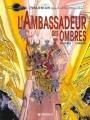 Couverture Valérian, Agent Spatio-temporel, tome 06 : L'Ambassadeur des Ombres Editions Dargaud 1975