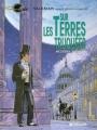 Couverture Valérian, Agent Spatio-temporel, tome 07 : Sur les terres truquées Editions Dargaud 1977