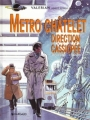 Couverture Valérian, Agent Spatio-temporel, tome 09 : Métro Châtelet direction Cassiopée Editions Dargaud 1980