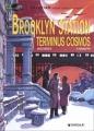 Couverture Valérian, Agent Spatio-temporel, tome 10 : Brooklyn Station, Terminus Cosmos Editions Dargaud 1981