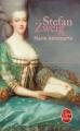 Couverture Marie-Antoinette  Editions Le Livre de Poche 2012