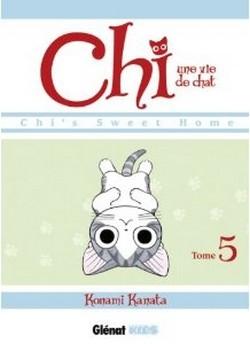 Couverture Chi, une vie de chat, tome 05