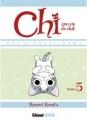 Couverture Chi, une vie de chat, tome 05 Editions Glénat (Kids) 2011