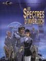 Couverture Valérian, Agent Spatio-temporel, tome 11 : Les Spectres d'Inverloch Editions Dargaud 1984